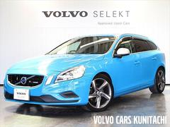 ボルボ V60 T4 R−DESIGN Tuned by Polestar