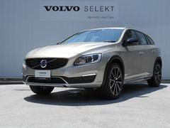 ボルボ V60 Cross Country T5 AWD SE
