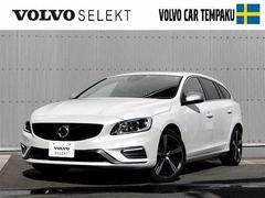 ボルボ V60D4 Rデザイン クリーンD 正規認定中古車 本革 安全装置