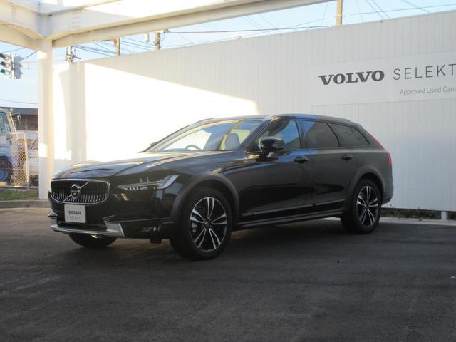 V90(ボルボ) クロスカントリー D4 AWD サマム 2019年モデル認定中古車保証 LEDヘッドライト シートヒーター&ベンチレーション 中古車画像