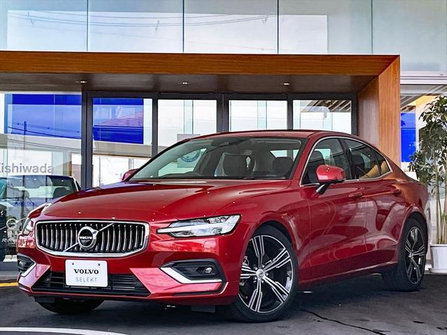 ボルボ T5 インスクリプション 2020年モデル 登録済み未使用車 禁煙車 本革シート シートエアコン