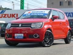 イグニスHYBRID MX 4WD 自動ブレーキ シートヒーター