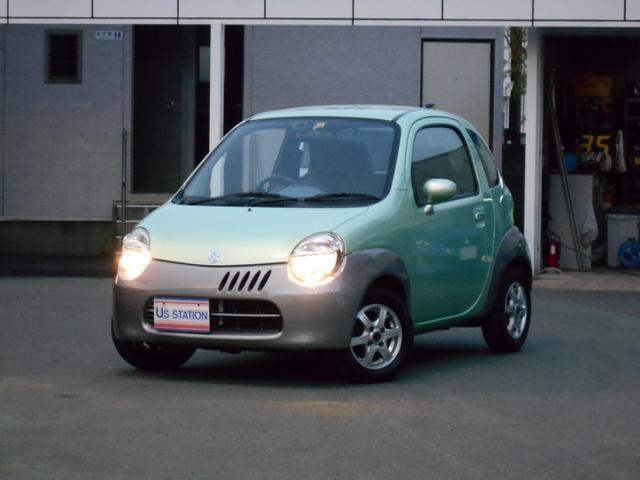 スズキ ガソリンB カラーパッケージ 両席エアバック FM/AMラジ