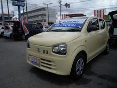 沖縄の中古車 スズキ アルト 車両価格 69万円 リ済別 平成29年 1.2万K フォーンベージュメタリック