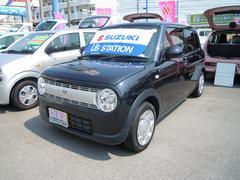 沖縄の中古車 スズキ アルトラパン 車両価格 99万円 リ済別 平成29年 0.6万K ブルーイッシュブラックパール3