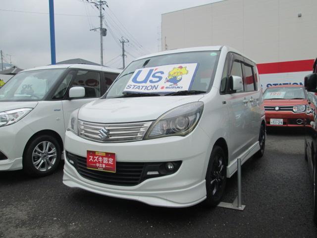 スズキ BLACK&WHITE II MA15S 2型