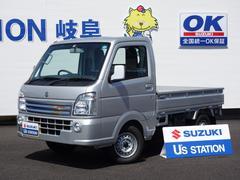 キャリイトラックKX 3型 4WD 5MT 両席エアB キーレス CD