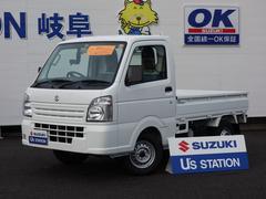 キャリイトラックKCエアコンパワステ 3型 4WD 5MT 新車保証継承