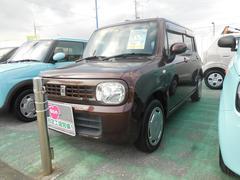 沖縄の中古車 スズキ アルトラパン 車両価格 78万円 リ済別 平成24年 5.3万K マルーンブラウンパール