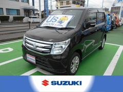 ワゴンRFZ ブレーキサポート機能・1年保証付