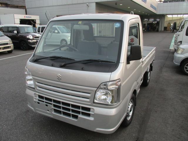 スズキ KCエアコンパワステ 3型 4WD 3AT