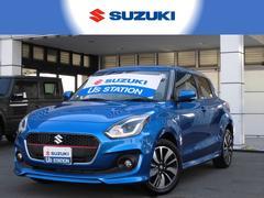 スイフトHYBRID RS 全方位メモリーナビ・新車保証継承