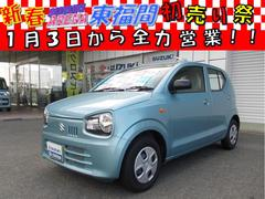 アルトL・新車保証継承・シートヒーター