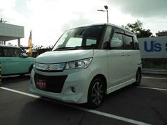 沖縄の中古車 スズキ パレットSW 車両価格 69万円 リ済別 平成21年 7.9万K パールホワイト