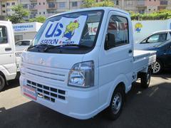 キャリイトラックKC エアコン・パワステ 2型ラジオ付 4WD・5MT