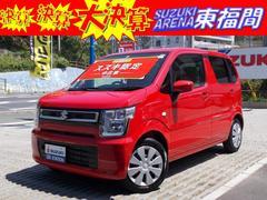 ワゴンRFA 新車保証継承・CDオーディオ・キーレス