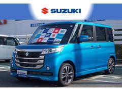 スペーシアカスタムZカスタムZターボ・レーダーブレーキサポート 新車保証継承