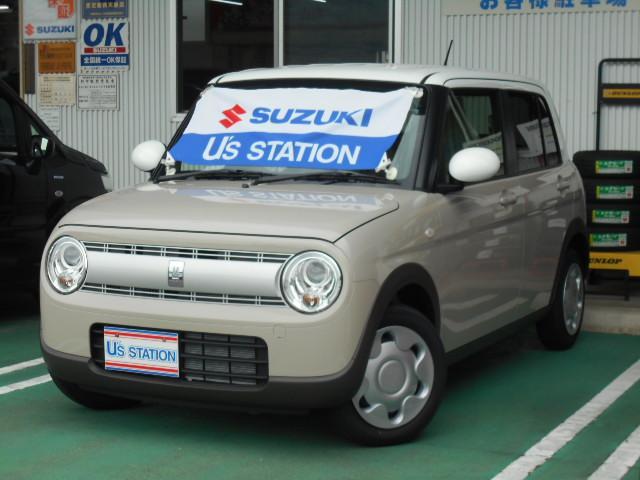 アルトラパン(スズキ) S 中古車画像
