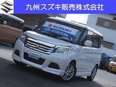 ソリオHYBRID MX 試乗車UP・CDオーディオ・左側電動スラ