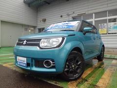 イグニスHYBRID MX 4WD デュアルカメラブレーキ