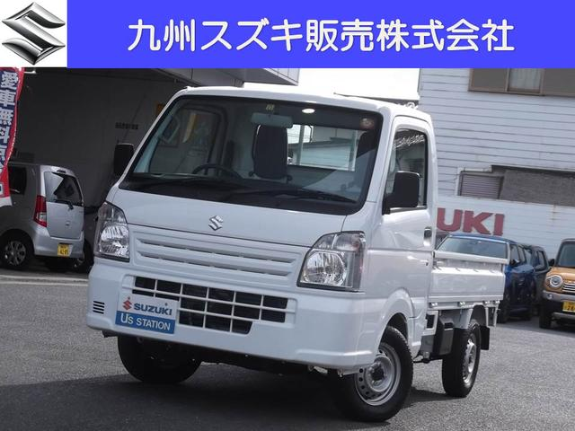 スズキ KCエアコンパワステ 3型 4WD 5MT 新車保証継承