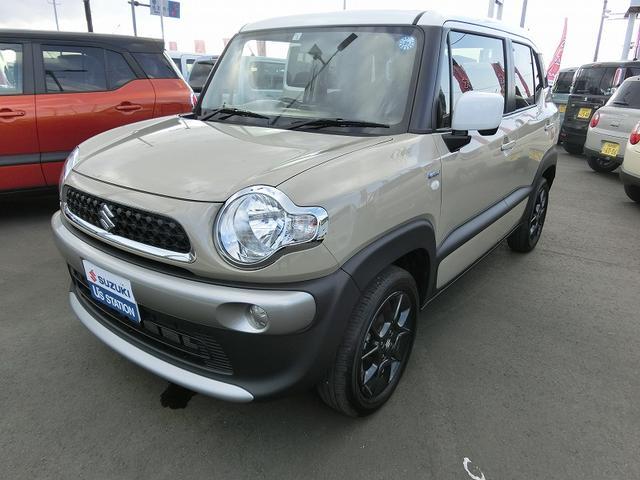 スズキ HYBRID MX 2WD・6AT