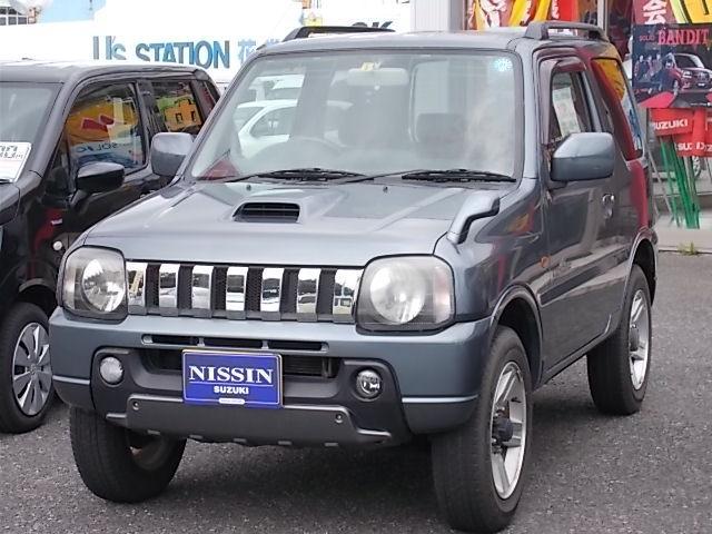 スズキ 2005ランドベンチャー 5型