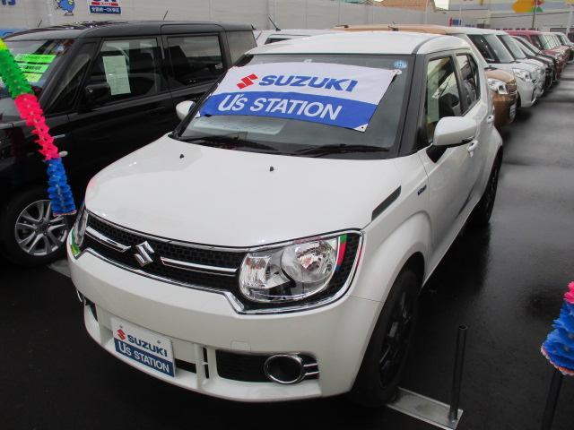 スズキ HYBRID MX 4WD セーフティパッケージ
