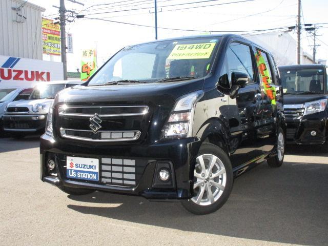 スズキ スティングレー HYBRID X 4WD CVT