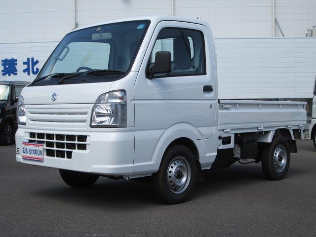 スズキ KCエアコンパワステ 3型 パートタイム4WD 5MT