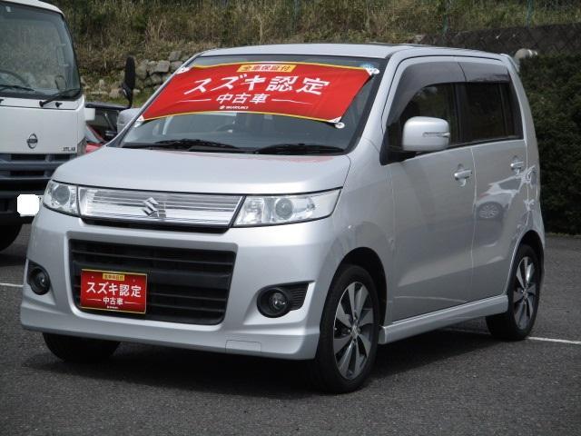 スズキ T 2型 HDDナビ&バックカメラ パドルシフト搭載車