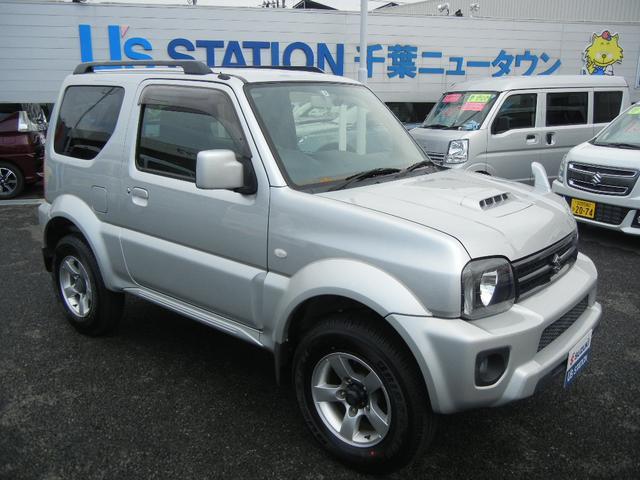 ジムニーシエラ 4WD 8型(1枚目)
