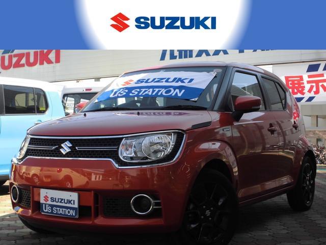 スズキ HYBRID MX オーディオレス車・キーレス・新車保証継承