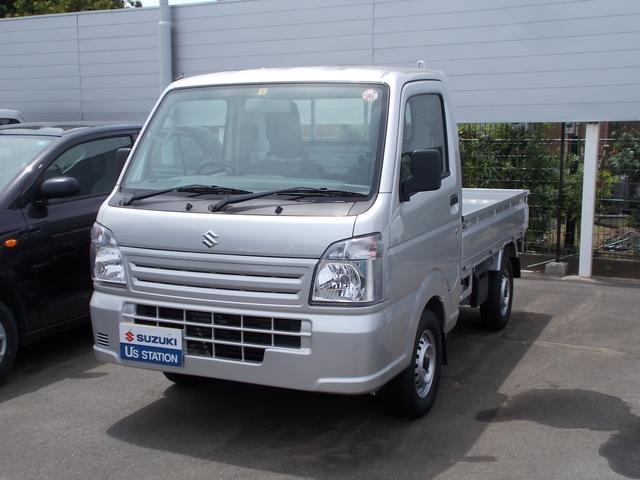 スズキ KCエアコンパワステ 3型 4WD AT