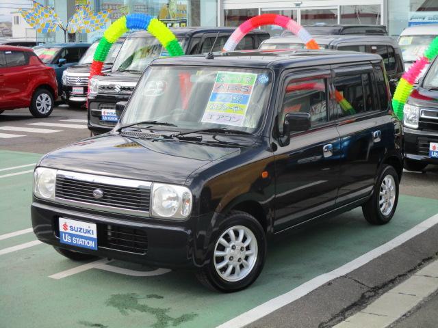 スズキ GセレクションII オーディオ搭載車