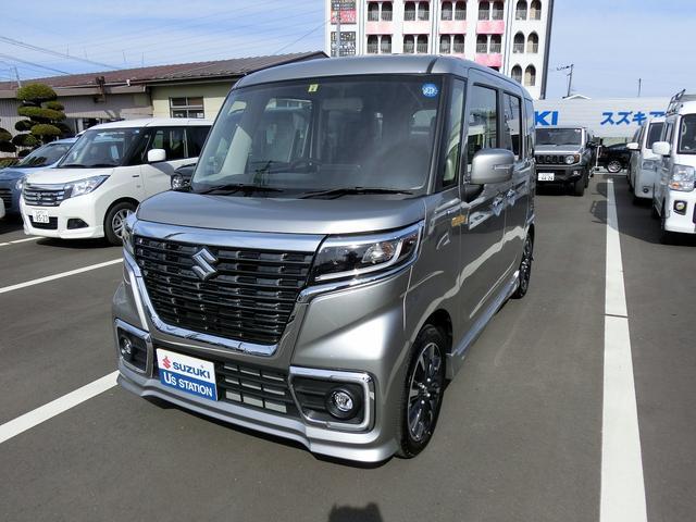 スズキ カスタム HYBRID XSターボ 2WD/CVT