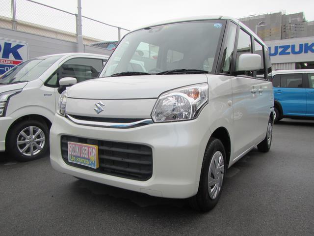 沖縄県の中古車ならスペーシア 車いす移動車 G 2型