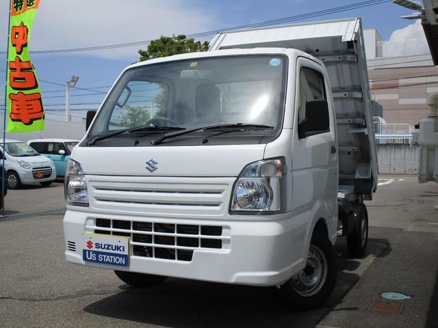 スズキ 金太郎ダンプ 4WD 5MT 3型