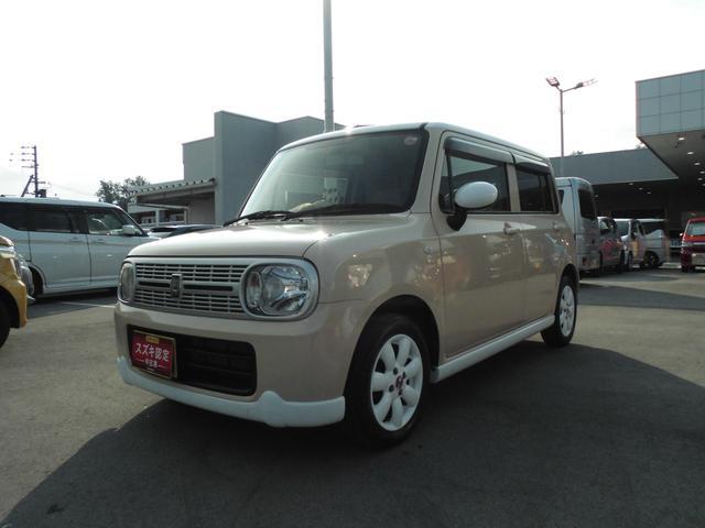 沖縄県の中古車ならアルトラパン リミテッド HE22S 2型