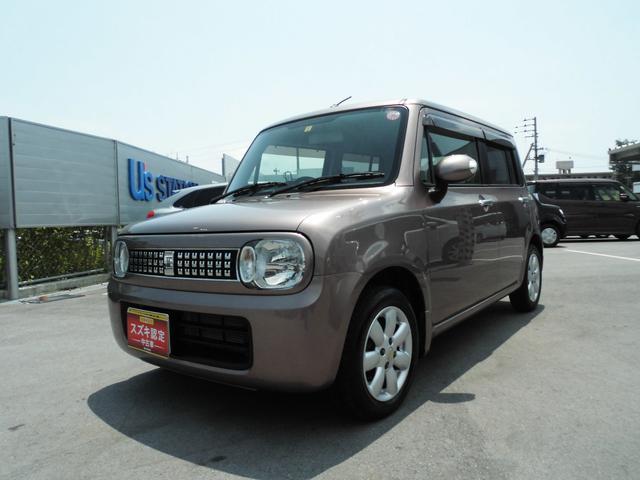 沖縄県の中古車ならアルトラパン 10th Anniversary Limited HE22S
