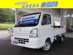 キャリイトラックKCエアコンパワステ 3型 新車保証継承 メーカー保証 ・A