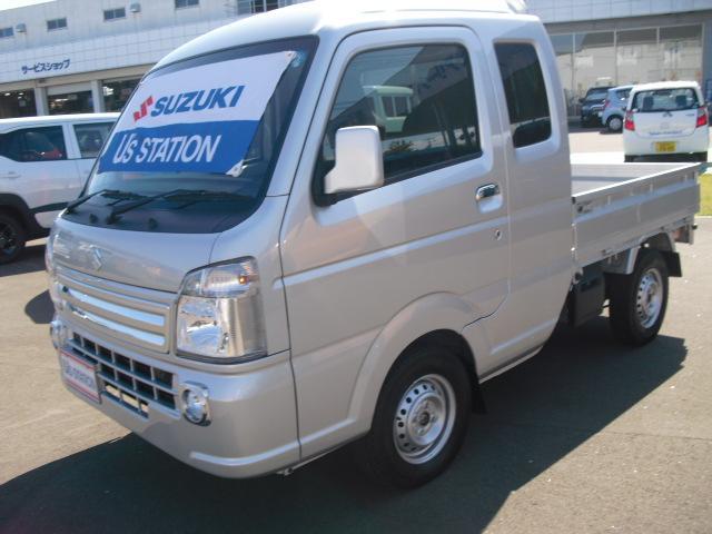 スズキ スーパーキャリイ X 4WD/3AT