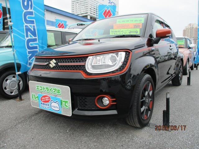 イグニス:沖縄県中古車の新着情報
