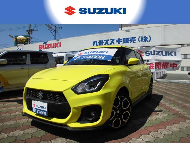 スズキ スポーツ 6MT車・オーディオレス・ETC・新車保証継承付