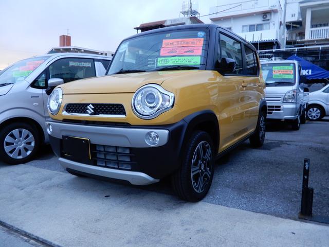 沖縄県の中古車ならハスラー X 2型