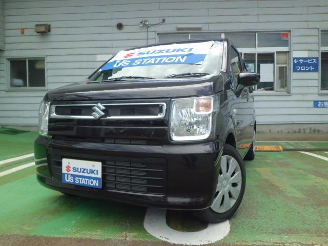 スズキ HYBRID FX 4WD デュアルセンサーブレーキ