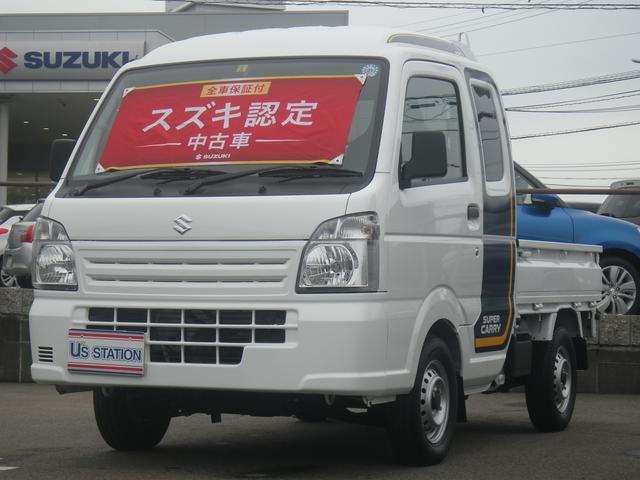 「スズキ」「スーパーキャリイ」「トラック」「佐賀県」の中古車