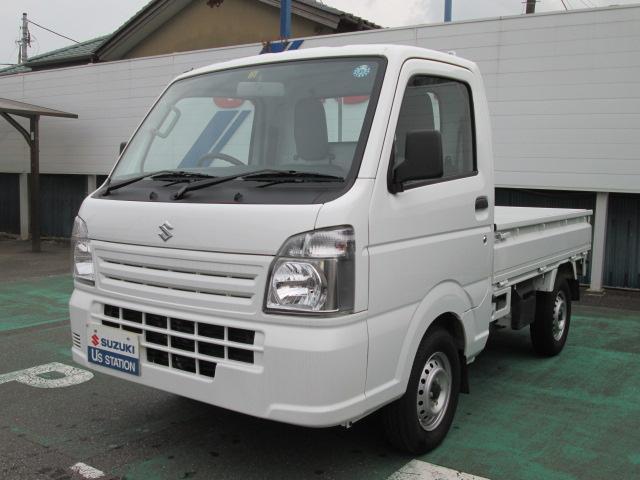 スズキ KCエアコンパワステ 3型 4WD 5M/T 両席エアバック