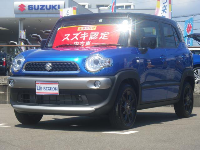 「スズキ」「クロスビー」「SUV・クロカン」「佐賀県」の中古車
