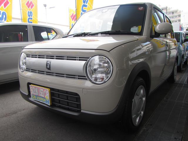 「スズキ」「アルトラパン」「軽自動車」「沖縄県」の中古車